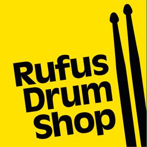 Rufus Drum Shop Logo