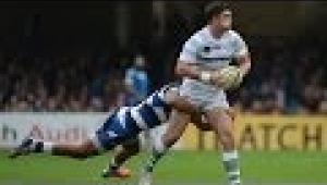 video rugby Bath Rugby vs London Irish - Aviva Premiership Rugby 2013/14