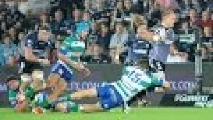 video rugby Ospreys v Benetton Treviso Highlights ? GUINNESS PRO12 2014/15