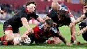 video rugby Munster v Edinburgh Highlights ? GUINNESS PRO12 2014/15