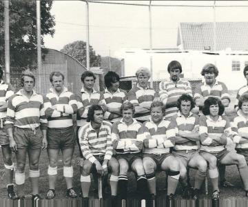 Rugby Club Hilversum: RCH - AAC 16-9-1973