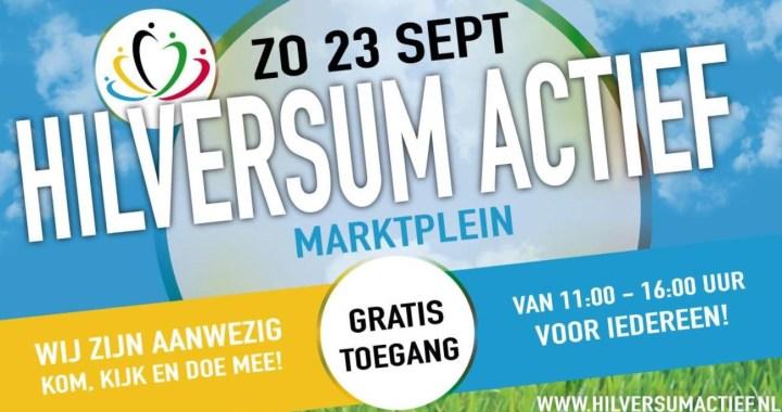Hilversum Actief Banner