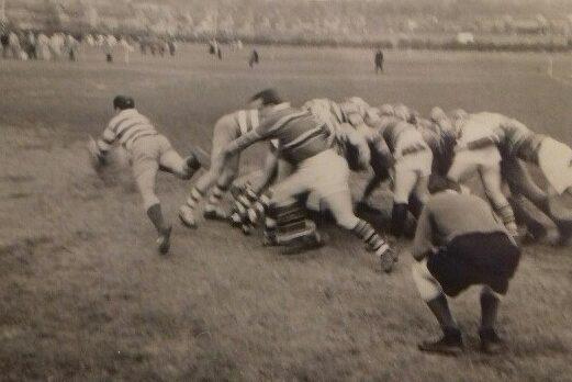 Rugby Club Hilversum - Old Askeans vs RCH 1960