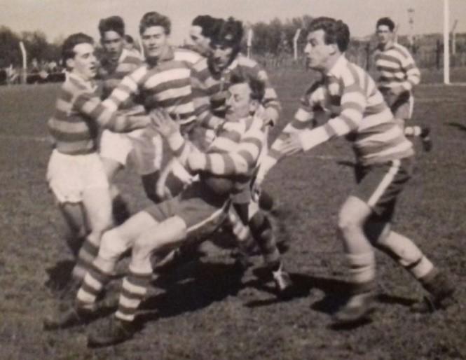 Rugby Club Hilversum - Sevens kampioen 1956