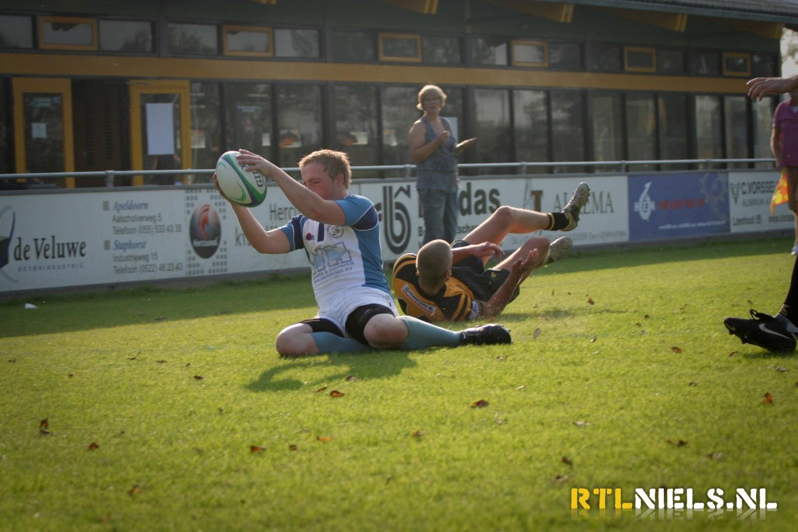 2011-10-01 | Castricumse3 – RCS | 33-17