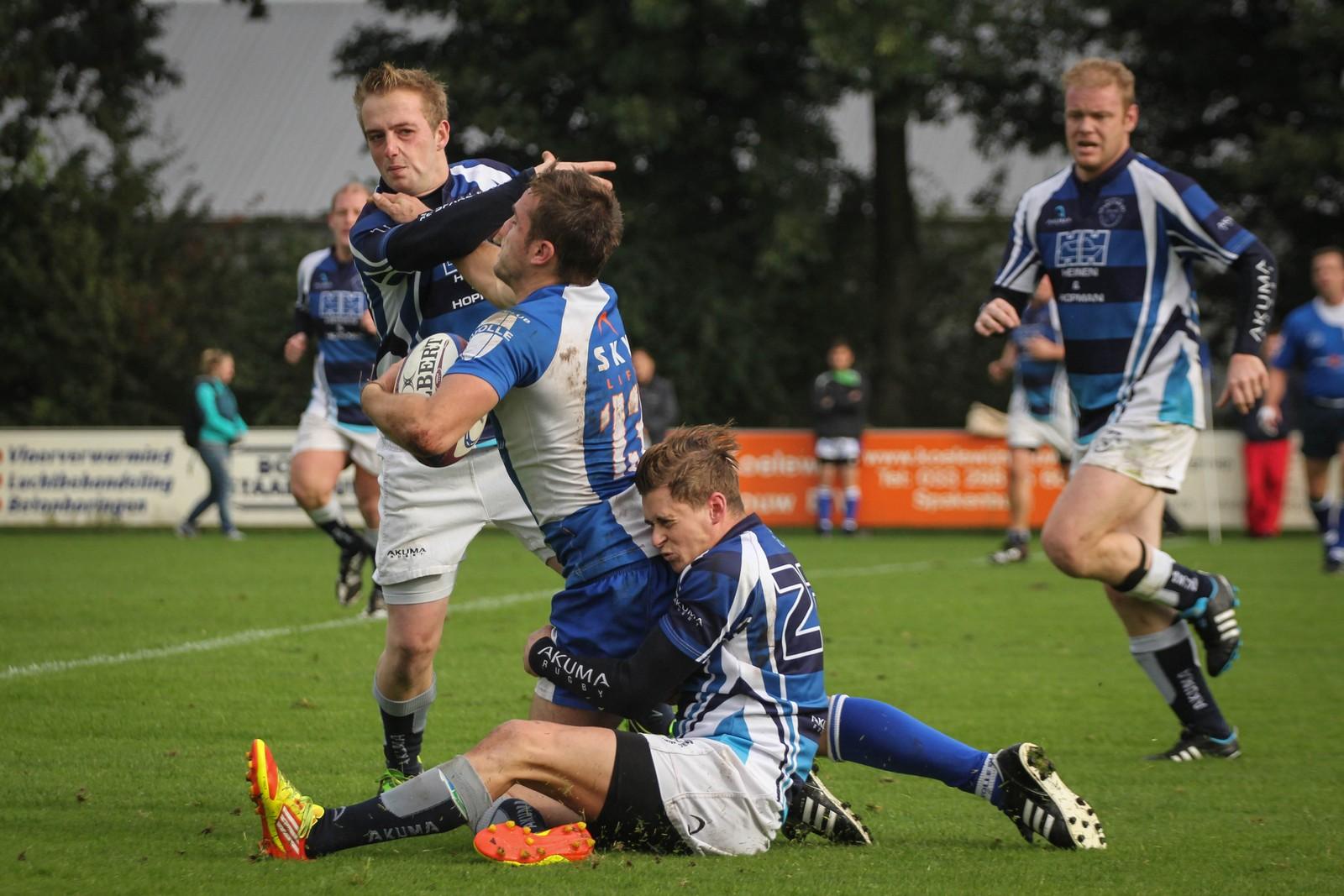 2013-10-12   RCS – Zwolle   20-14
