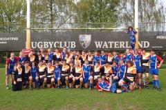 RC Waterland Junioren - Southwold RC U16