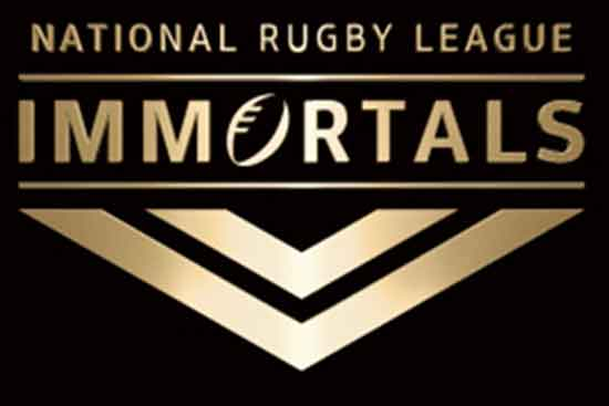 Rugby League Immortals