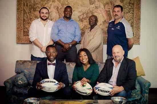 Ghana Rugby League Board 2019
