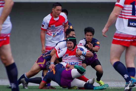 Philippines Rugby League