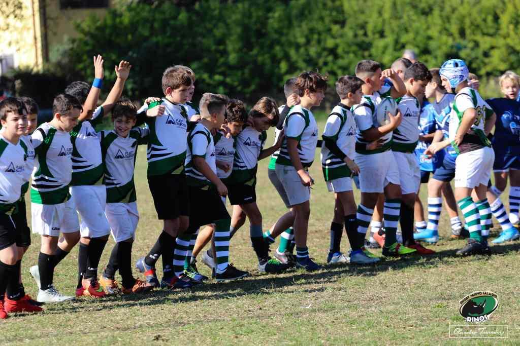 Rugby mini rugby Artena