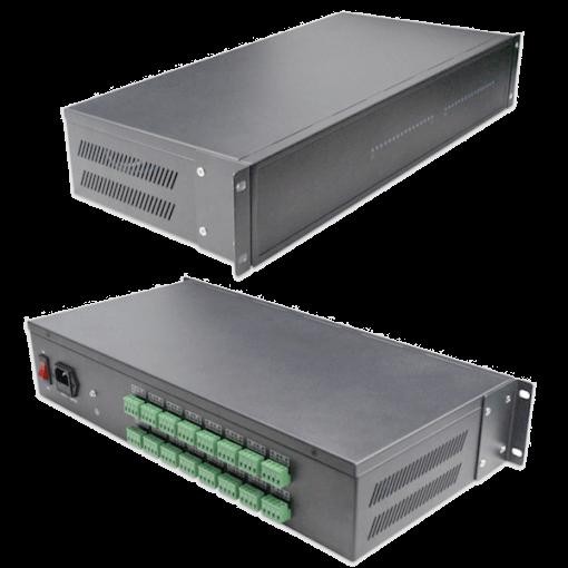 32 channel 12v dc rack mount power supply