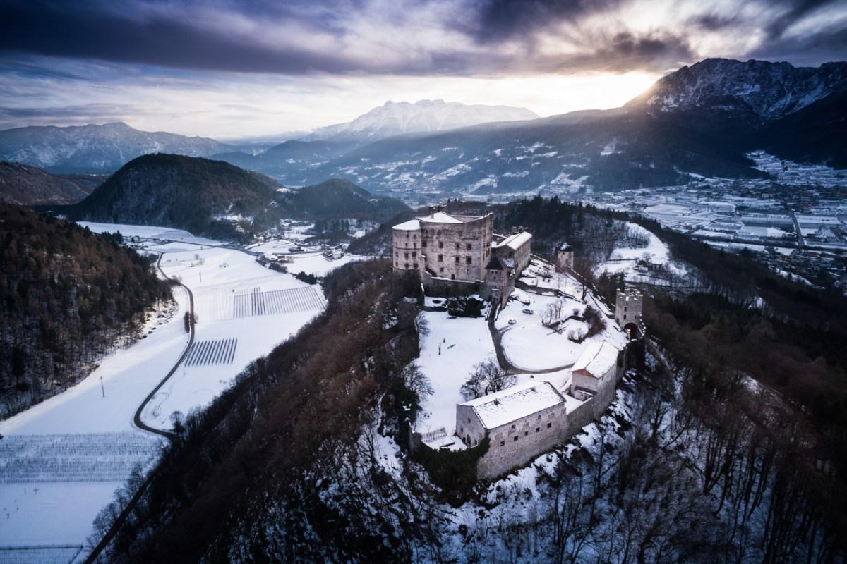 Pergine castle