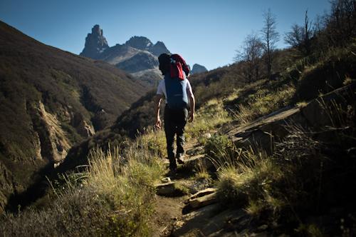 Cerro Castillo, Chile