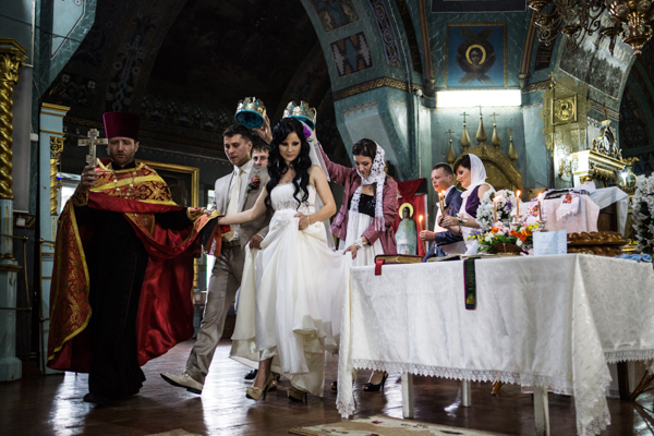 wedding in Chișinău, Moldova