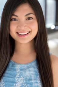 """Jennifer Chang 5'3"""""""