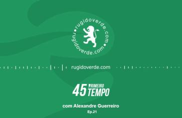 Sporting não ter recorrido do e-toupeira – Entrevista a A. Guerreiro