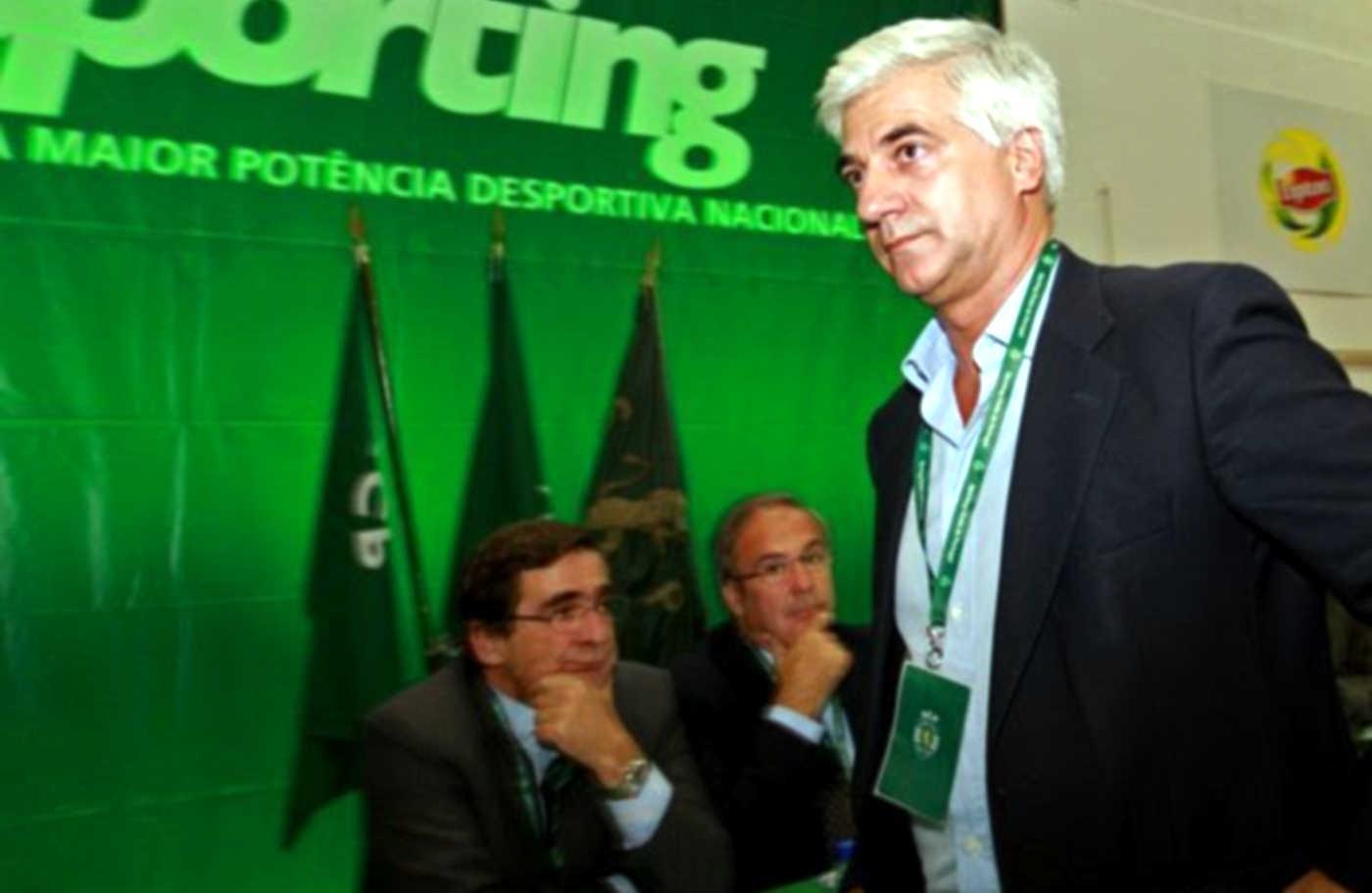 Presidente Bettencourt aponta dedo a sócios: «Clube é alvo de atos terroristas»