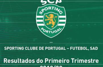 Análise R&C – 1º Trimestre Sporting SAD – 2019/2020