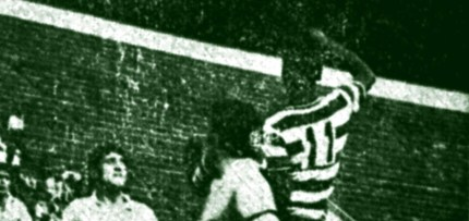 Em 1970, o Sporting vence em Braga por 2-0, nos quartos de final da Taça de Portugal