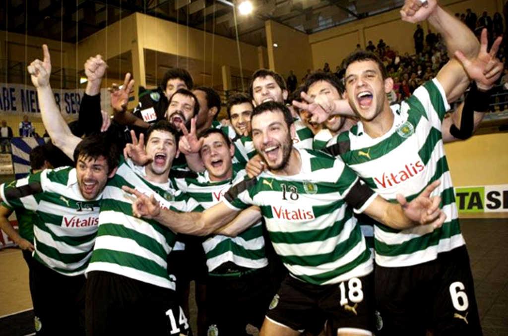 Neste dia… em 2012, O Sporting conquista a Taça de Portugal em andebol, ao vencer o FC Porto por 26-25