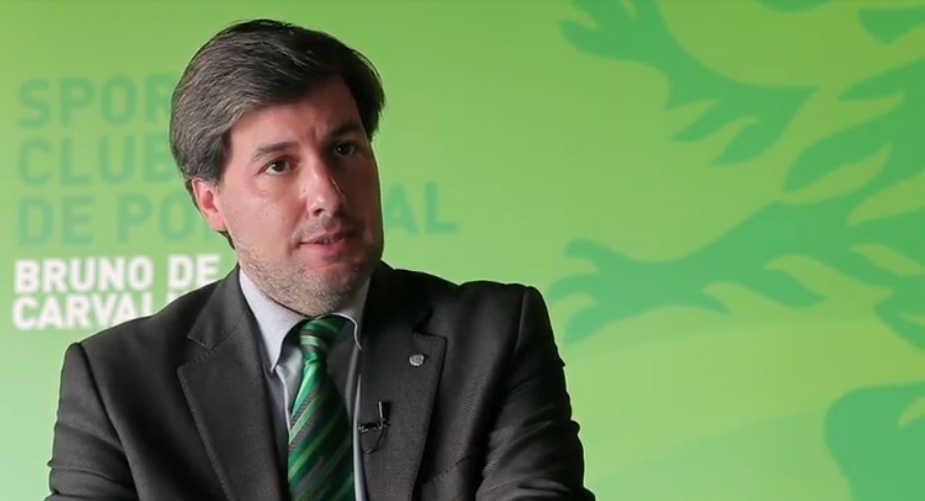 Neste dia… em 2013, Bruno de Carvalho eleito o 42º Presidente do Sporting Clube de Portugal