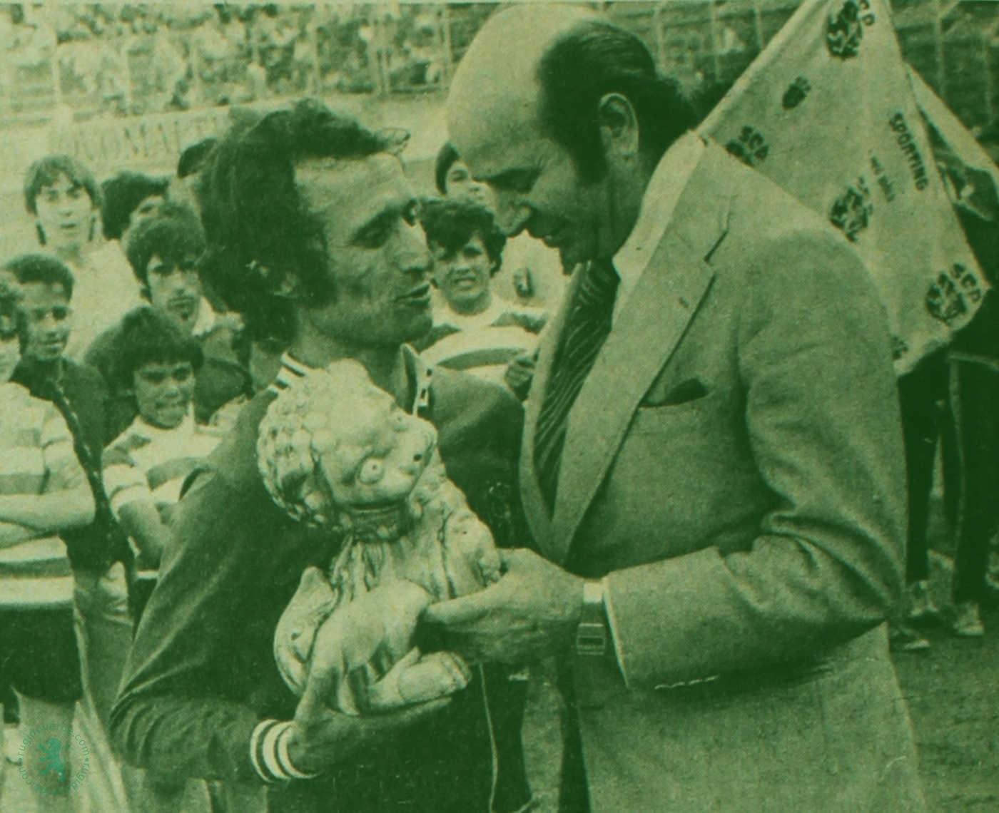 Em 1978, Aldegalega – Uma homenagem merecida