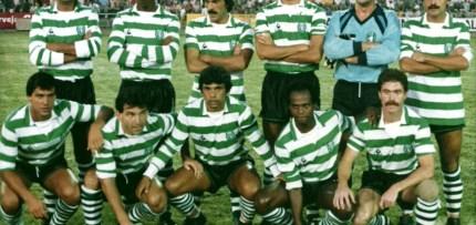 Pré-época 1983-84: Sporting 1º no Torneio de Viseu