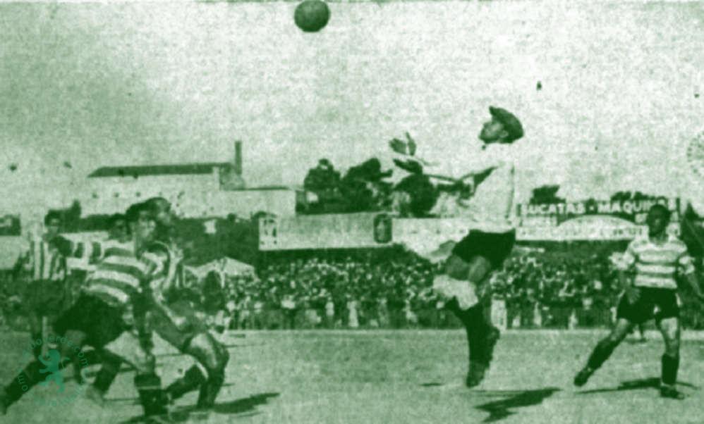 Neste dia… em 1940, Sporting goleia o campeão espanhol, At. Madrid (5-1) em jogo particular