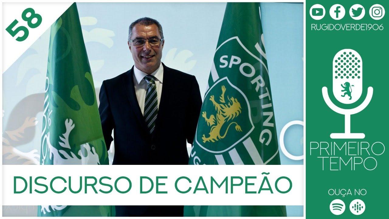 O que foi dito no podcast – Discurso de Campeão – Ep. 58 do Primeiro Tempo, com Augusto Inácio