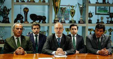 No Sporting a Democracia está Suspensa