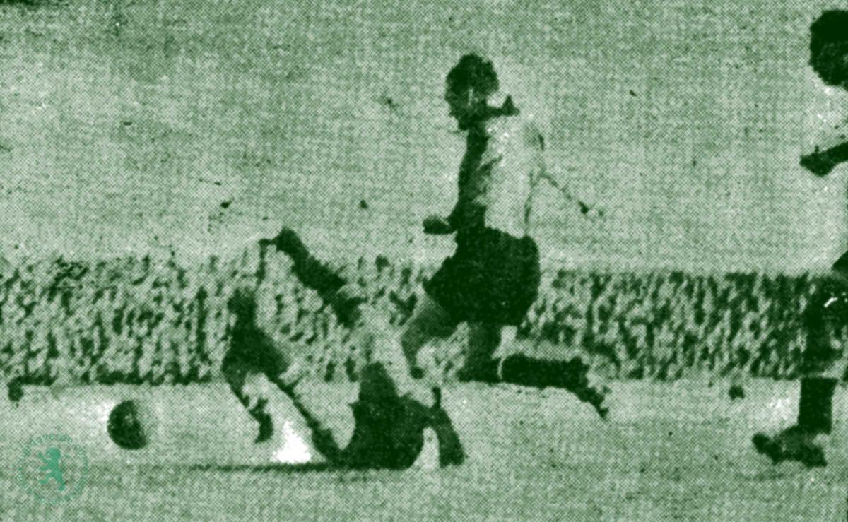 Neste dia… em 1948, Travassos marca o milésimo golo do Sporting no Campeonato, na goleada ao Covilhã 7-2