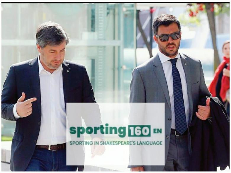 Alexandre Godinho e Bruno de Carvalho no Sporting160EN, Resumo Completo: Pandemia, Poder, Política e Esperança