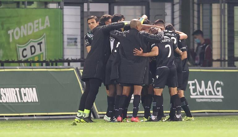 CD Tondela x Sporting CP (0-1)