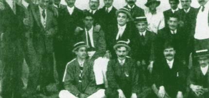 Neste dia… em 1906 – Primeira reunião do grupo de dissidentes do Campo Grande FC que iriam fundar o Sporting Clube de Portugal