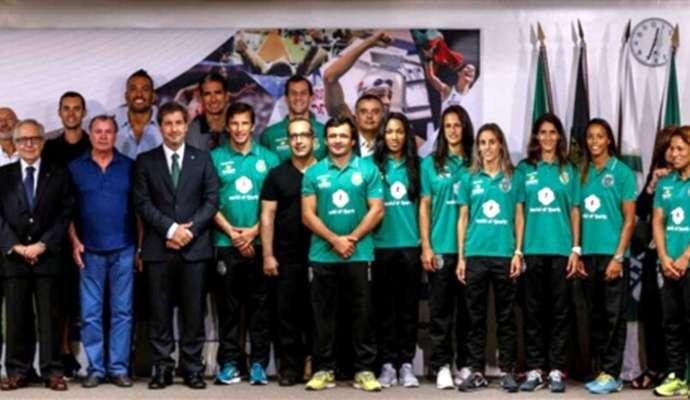 Neste dia… em 2016 – Sporting com maior representação olímpica de sempre. 30 atletas.