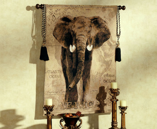 Elephants Are Symbols Of Power Strength And Wisdom No Wonder There Is A Surge In Designer Décor Items Inspired By This Majestic Animal