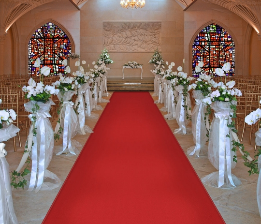 Red Carpet Runners   Event Carpet   Wedding Aisle Runner Red Carpet Aisle Runners