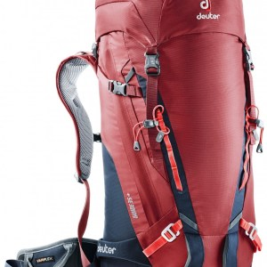 Deuter Guide 35+ Cranberry / Navy