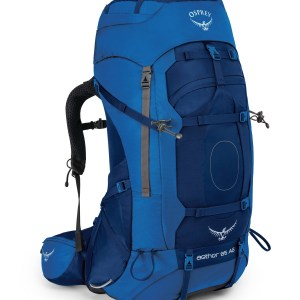 Osprey Aether AG - Neptune Blue - 85L - M / L
