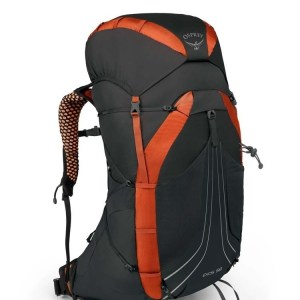 Osprey Exos 58 - Blaze Black - Small