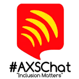 "#AXSchat Icon ""Inclusion Matters"""