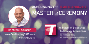 Dr. Michael Alesandri Trailblazing 2016