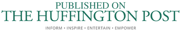 Has been Published on the Huffington Post Blog