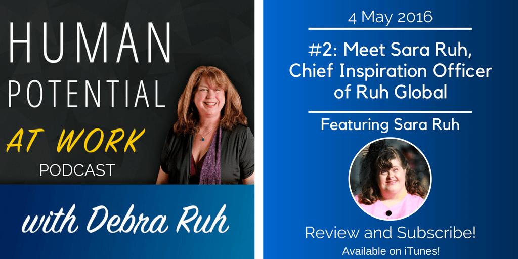 Meet Sara Ruh