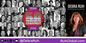 50 Marketing Thought Leaders Debra Ruh