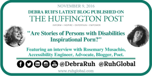 Rosemary Mussachio Hufington Post Banner