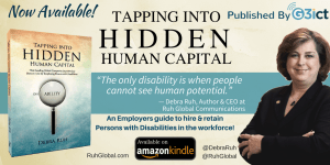 Tapping into Hidden Human Capital Book Release Banner
