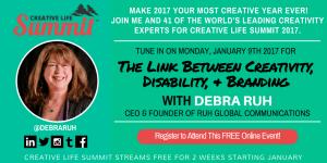 2017 Creative Life Summit slider tile