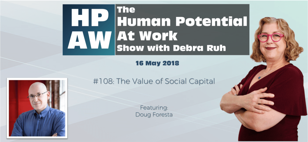 EPISODE FLYER FOR #108: The Value of Social Capital